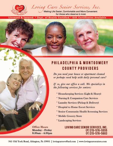 senior adult care services